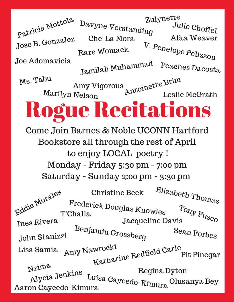 Rogue Recitation